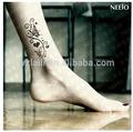 Etiqueta do tatuagem/nissan etiqueta corpo/corpo tatuagem