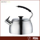unique stainless steel 3.0l non-electric tea kettle