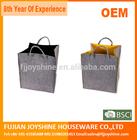 Newest 100% Recycled Felt storage basket/storage bag/storage tote
