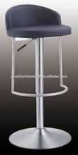 Cromado metal moderno bancos de bar metal cromado bar fezes modernos cromado morden tamborete de barra de metal