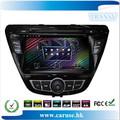 Touch screen capacitivo car audio per hyundai elantra 2014 puro Android 4.0 sistema car lettore multimediale gps mappa 4gb carta regalo!