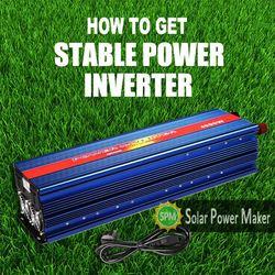 SPM dc ac inverter wind boy inverter
