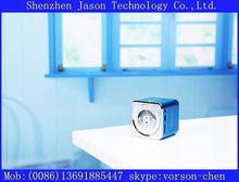 outdoor mini hi-fi multimedia active speaker system box jack 3.5