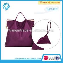 Branded Fashion Lady Handbag Wholesale Tote Bag China Supplier