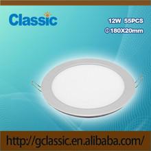 circle brightness aluminium indoor led grow lighting panel 200w