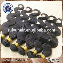 wholesale classic silicone dome ebony natural brazilian hair pieces