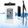 waterproof underwater plastic cell phone bag
