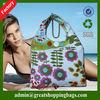pretty nylon folding shopping bag