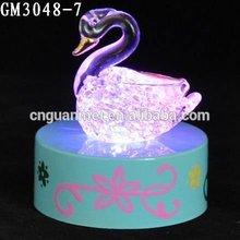 Goose Shaped Lovely Animal Figurine Souvenir