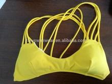 2014 sexy girl micro bikini swimwear/bikini with strap