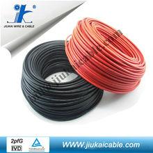 Schwarze hülle pv1-f 4.0mm2 pv vpe-kabel schrott