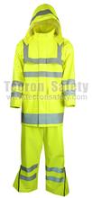 TecronSafety FR Rainwear / Arc Flash Rain Jacket /ASTM D6413 ASTM F1891
