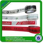 Strong adhesive waterproof carton sealing tape printed manufacture