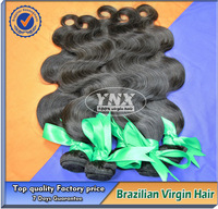 Ali trade accept Paypal hair with full ends made in China wholesale Brazilian hair bundles