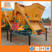 JD series single-shaft portable concrete cement mixers equipment for sale in china