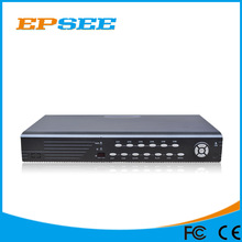 HD h.264 8 channel full 960H/D1 recording and playback DVR recorder