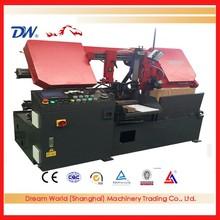Dream Word band saw cutting machine price , aluminium saw cutting machines