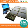 solar bag solar charger for laptop high power with CE ROHS certificate china Megasolar manufacture