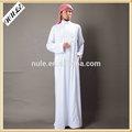 Mode abaya dubaï 2014/noir. dame. caftan/femmes. robe./musulman. vêtements fabriqués en chine