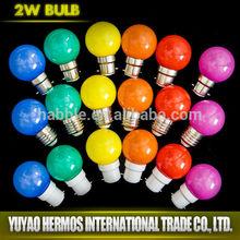 1w led color light