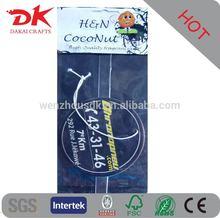 Factory price of hanging paper car perfume