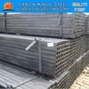 Welded Black Square/Rectangular Steel Tube