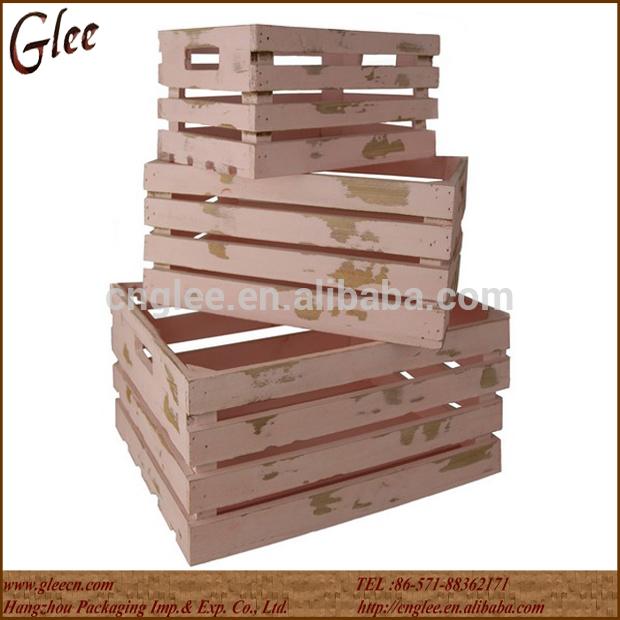 Main du vin caisse caisse en bois pour fruits et l gumes - Acheter caisse en bois ...