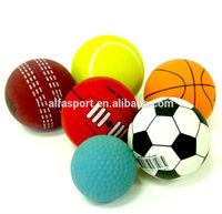 Promotion Rubber High Bounce Ball (Tennis,Basketball,Football,Soccer,Cricket,Golf Type)