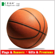 Hot sell quality play for fun leather sport basketball