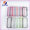 Fashion design luminous TPU phone case for Iphone 5 5S transparent case