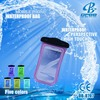 pvc diving waterproof bag and case for mobile and small camera in water