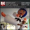 Taekwondo Advertising Inflatable Taekwondo Boy Hot Sale