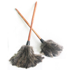 Wholesale 24'' Vintage Ostrich Feather Duster With Wood Handle Washable ostrich feather duster free shipping for sample