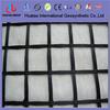 BX Plastic retaining wall , glassfiber pavement geogrid