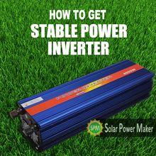 inverter transformer/modified sine wave power led / lcd inverter