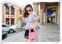 Cute purse shoulder handbag for girls color bag