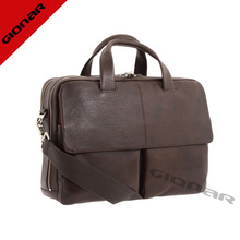 High Quality Drop Shipping Multifunctional Fashion Vintage Leather Bags Men