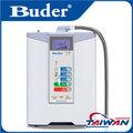 de fibra hueca filtro de agua alcalina ionizador