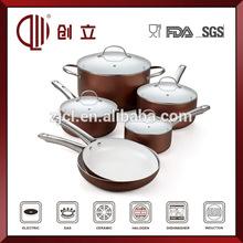 non-stick ceramic cookware sets CL-C045AA