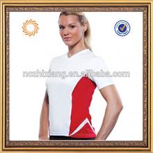 2014 running tshirt manufactuer lady sports tshirt wholesale sports tshirts