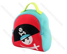 Dedicate Beautiful Neoprene Cartoon Bag for School