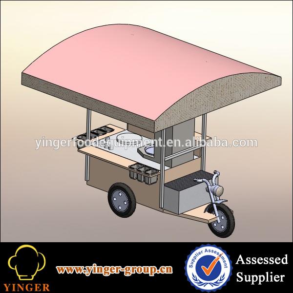 kebab cart
