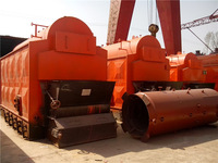 Excellent Qulaity Coal Fired Chain Grate Stoker Boiler/Moving Grate Boiler/Travelling Grate Boiler