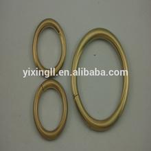 Metal d ring for bag Handbag d ring screw ring bag metal