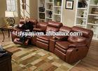 Modern design luxury recliner home cinema sofa chairs 602-2