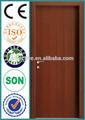 الكلاسيكية الباب الخشبي الداخلي باب المصنع من الصين