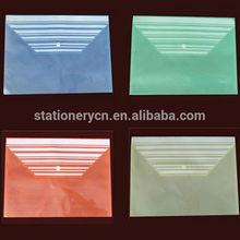 Document Bag, Button Closure, Landscape A4