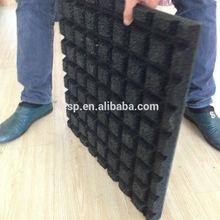 thick rubber mat outdoor flooring,outdoor rubber tile