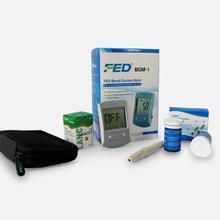 Blood Glucose Monitoring Device (Self-Monitoring Blood Glucose - Test Strips, Lancet, Meter)