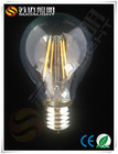 New product 3.5W E27 A55 led filament light bulb